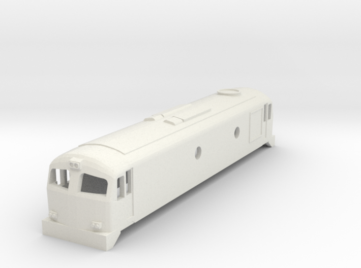 3mm Scale CIE A Class 3d printed