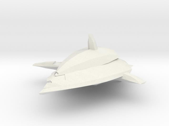 MhantaR Ship 3d printed