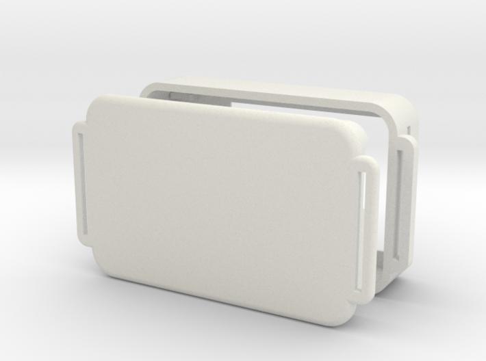 SkydiveGPSV6.0 3d printed