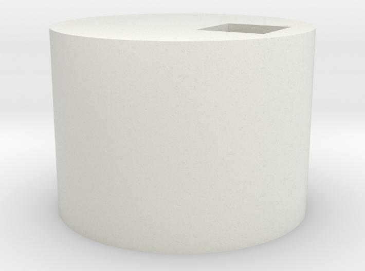 regenput 6500 l versie 2 3d printed