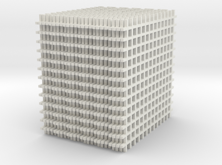 jaakko-walls 3d printed