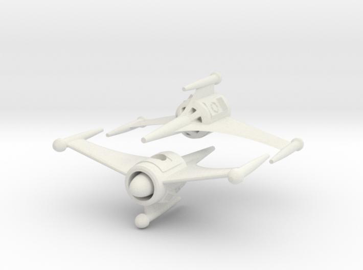 "R-Rocket ""Saturn""-Class Tiny 3d printed"