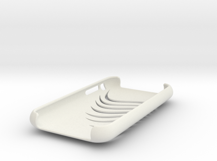 iPhone 3G / 3Gs Case Sweeps 3d printed