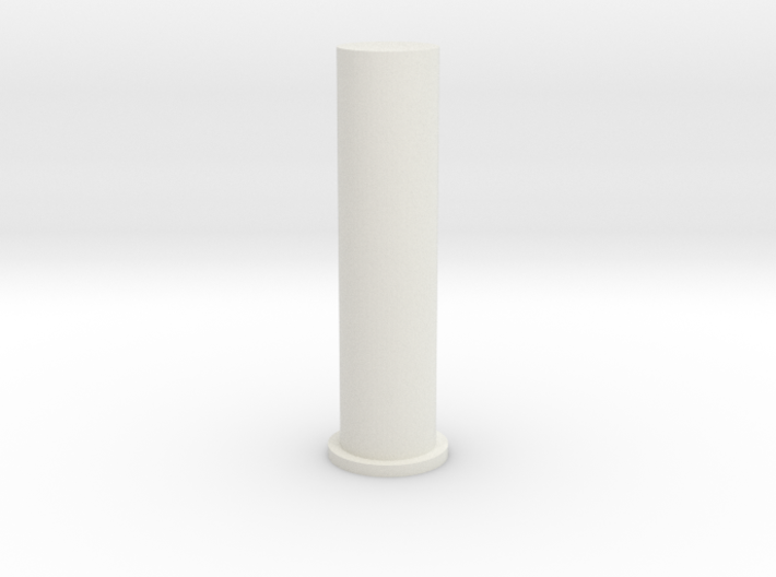 Heptagonal Domino Pin (Print 1) 3d printed