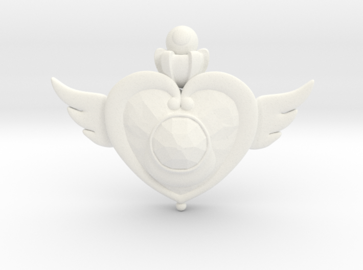 Sailor Moon crisis compact: Full sized for cosplay 3d printed