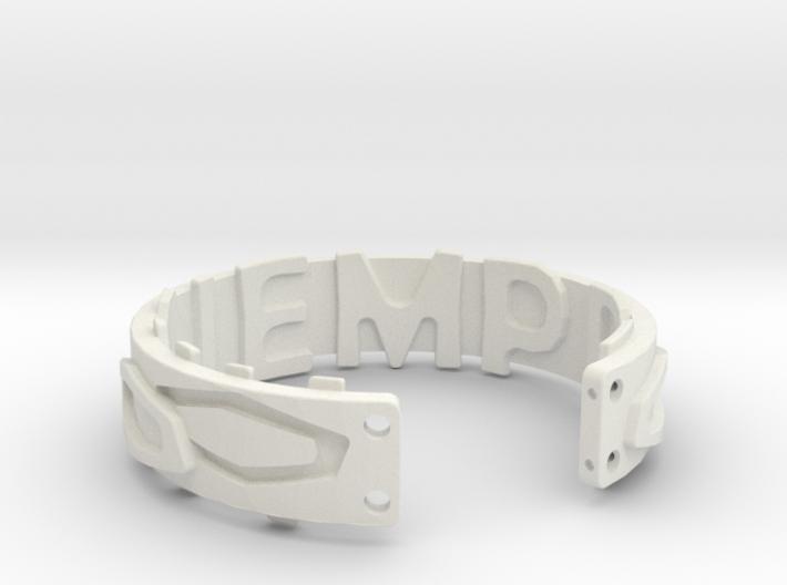 anillo 3d printed