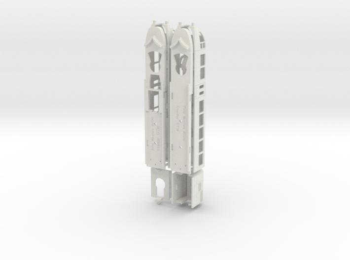 GTW 2_6 Diesel 3d printed