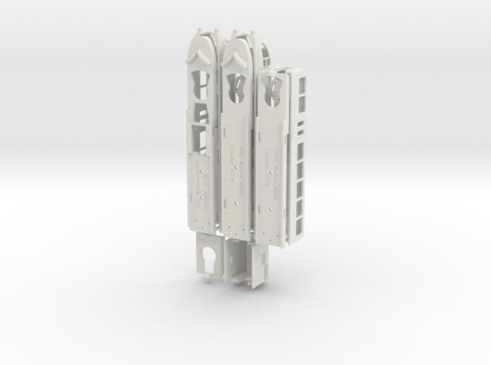 GTW 2_8 Diesel 3d printed