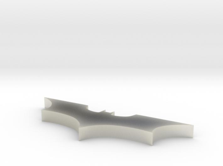 Batman Necklace 3d printed