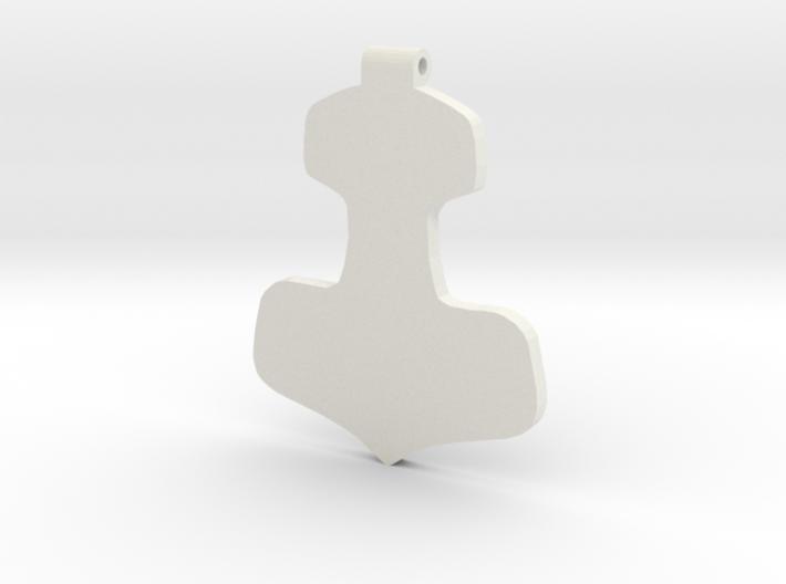 wunjo hammer 3d printed