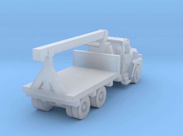 Mack Crane Truck - Open Cab - Z scale 3d printed