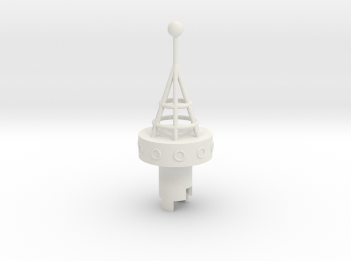 B.Y.O.S.S. End Cap Antenna Small 3d printed