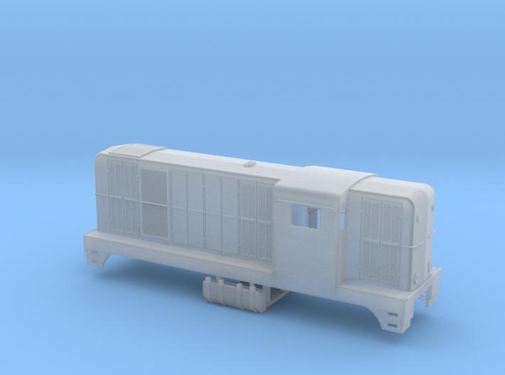 N 2400 NS Minitrix 3d printed