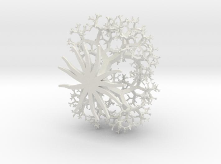 3d Pythagorus Tree 3d printed