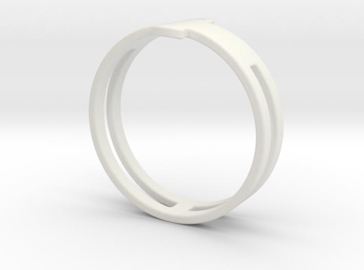 Customized Ring 1 3d printed