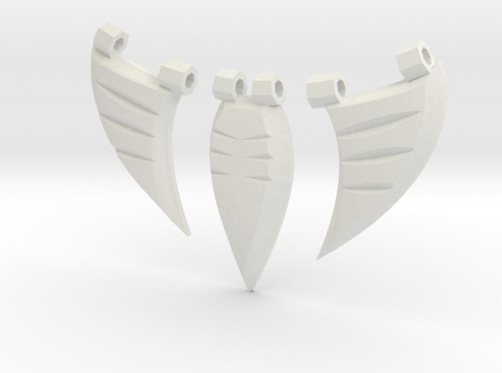 Ciondolo Tribale 3d printed