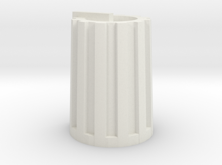 Korg MS2000 knob 3d printed