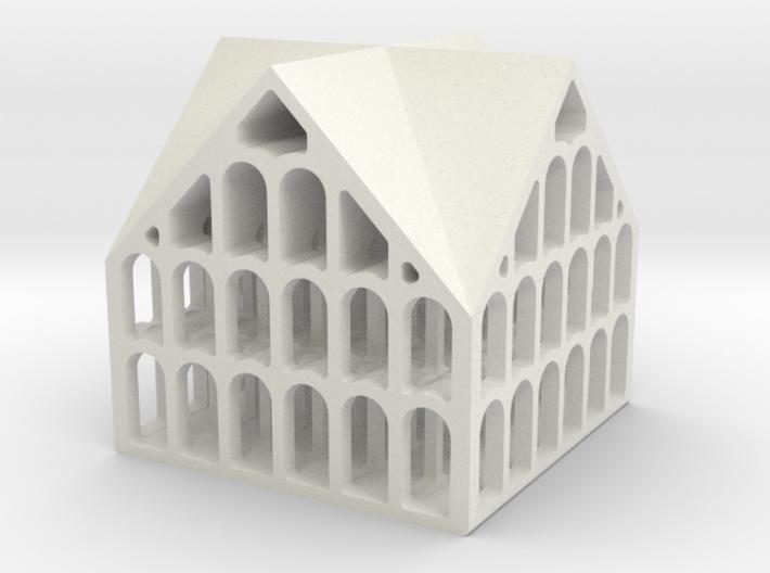 Vitruvius 3d printed