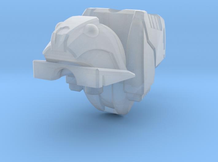 Roadbuster head mk1 3d printed