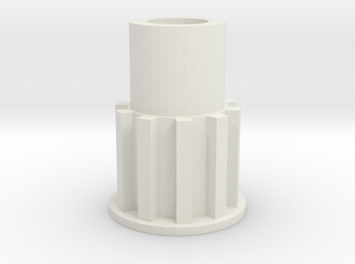 drive pulley 3d printed