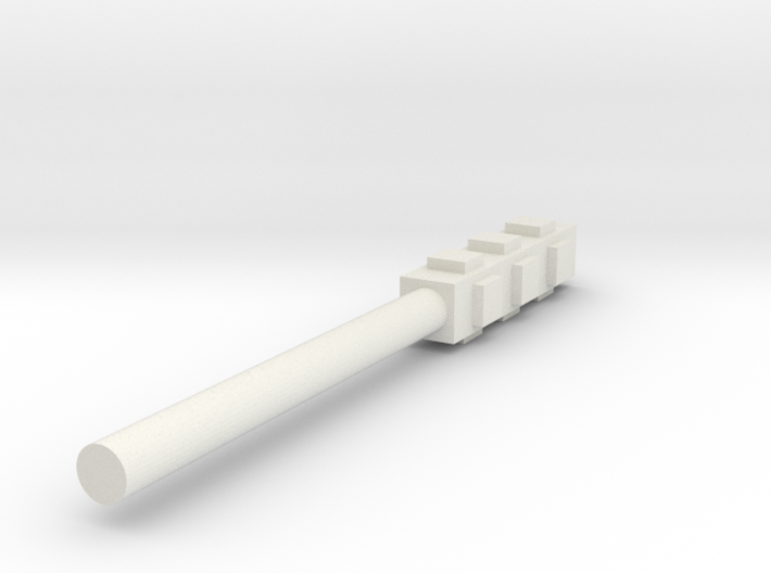 rod with handle 3d printed