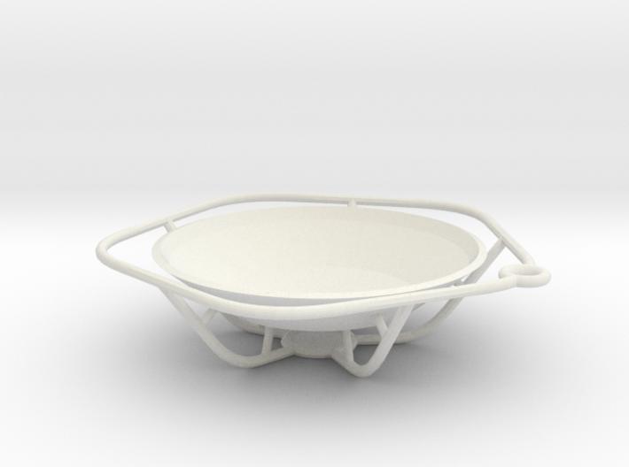 Dish 3d printed