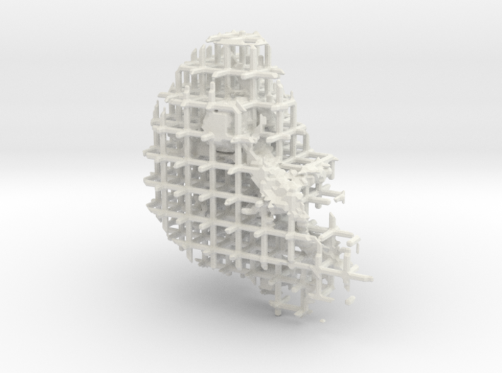 Ludwig11A Grid 20 5 3d printed