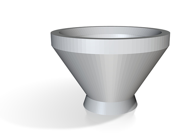 Finger Cup 3d printed