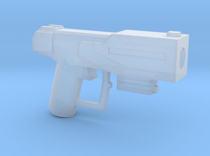 Space Pistol-SOCOM Variant 3d printed
