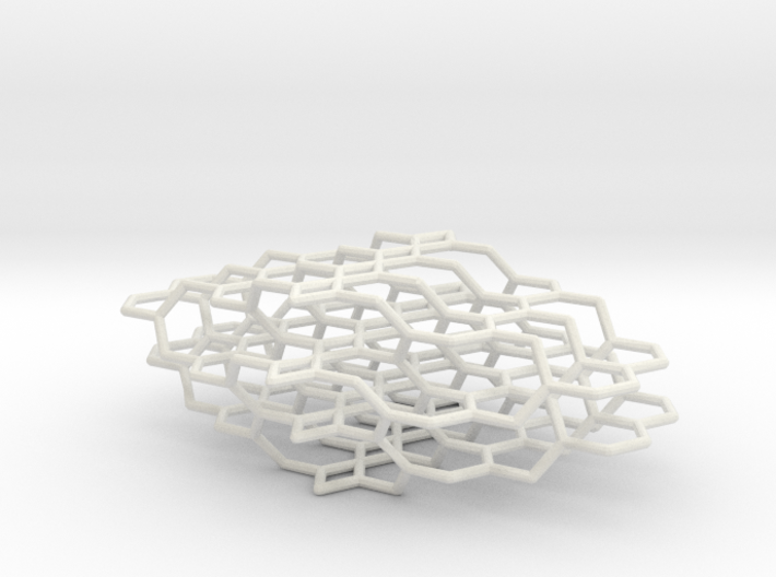 BTO Net 3d printed