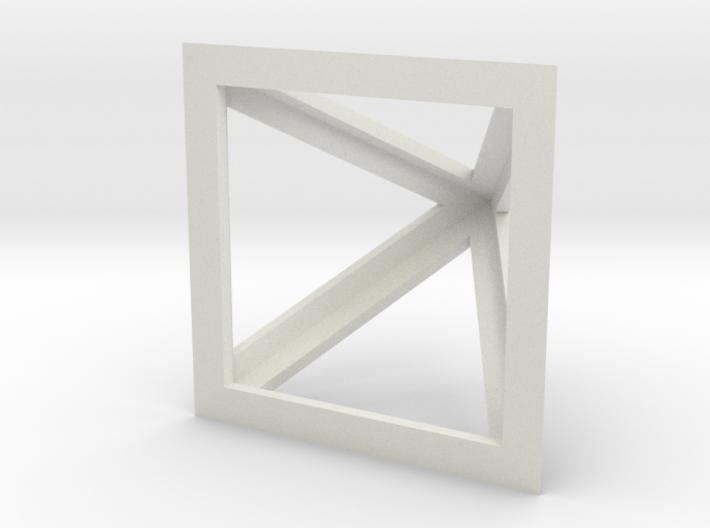 pyramid 3 3d printed