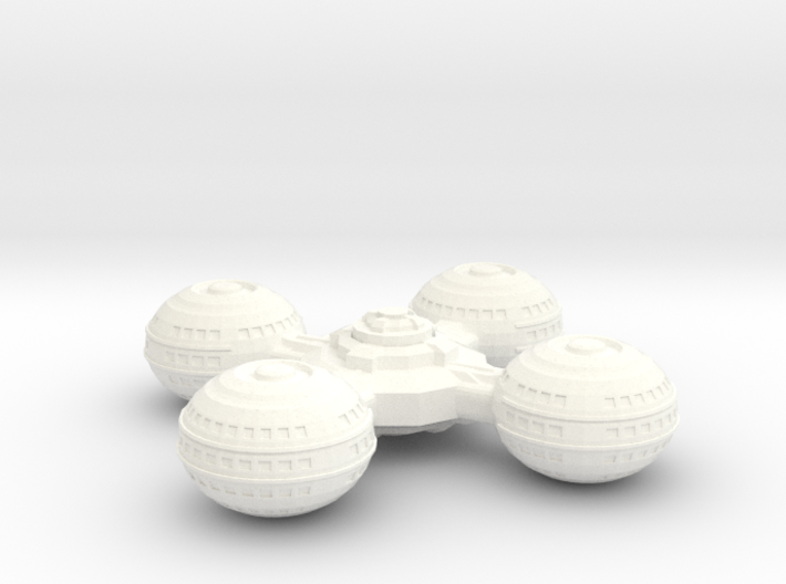 Unimar Station Large 3d printed