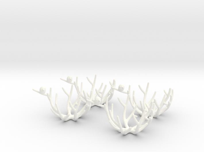 birdsnest eggcup quattro 3d printed