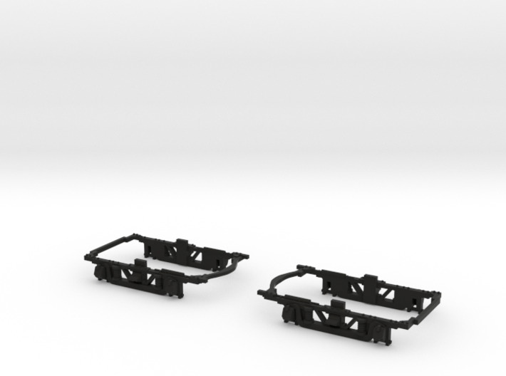 #BDW7801 Baldwin MCB truck frame for NWSL Stanton 3d printed
