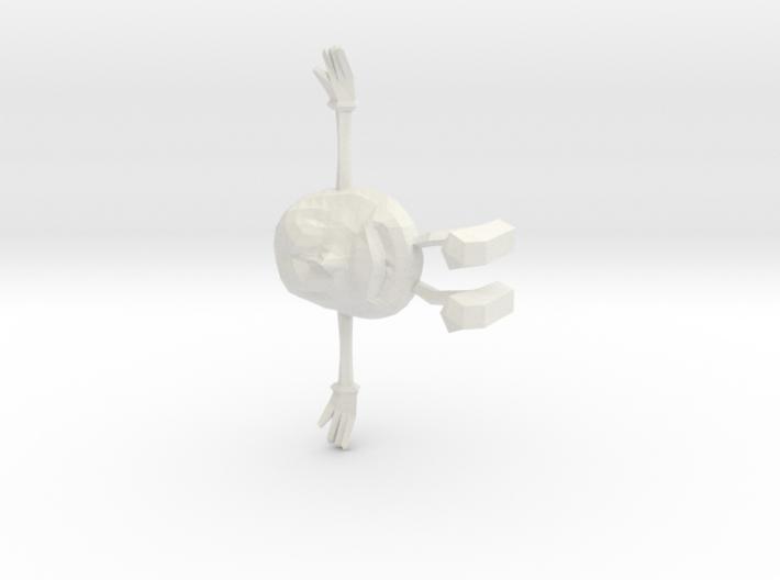 potatoman 3d printed