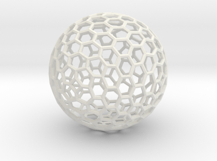 Sphere194 3d printed