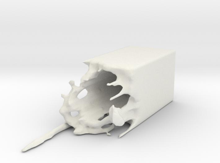 Splash Vase or Splash Candlestick 3d printed