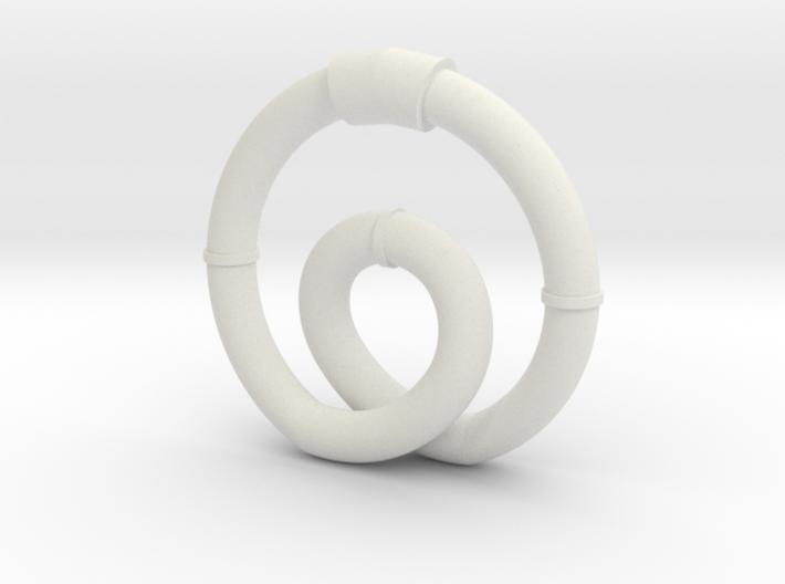 Final Revised Tube 3d printed