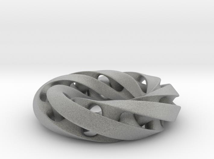 Moebius ring 3d printed