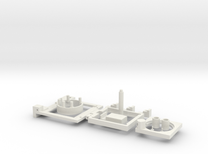 assembly 2 3d printed