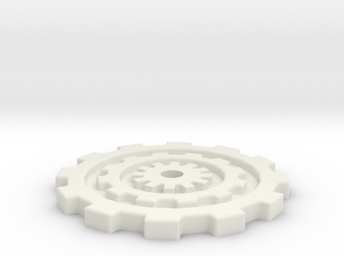 40mm Gear Base 3d printed