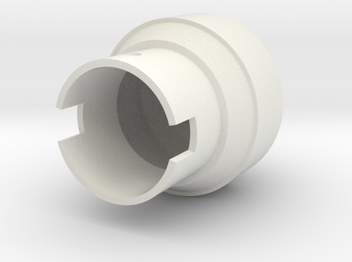 Saber-RK1 Pommel 3d printed