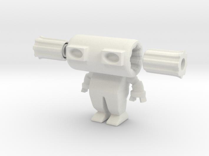 Robot 0029 Diesel Bot v2 3d printed