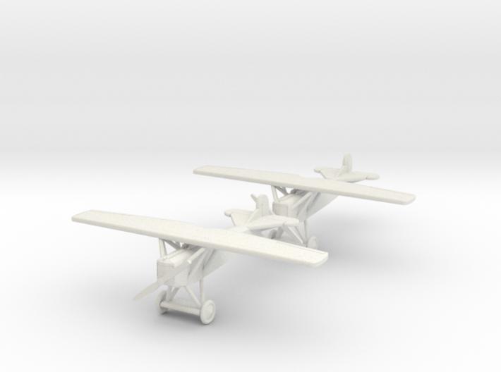 "Fokker V.29 ""Wingman"" ""1919"" 1:144th Scale 3d printed"