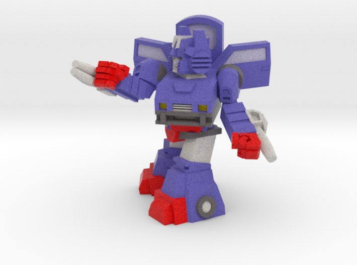 FCS Theory-bot 3d printed