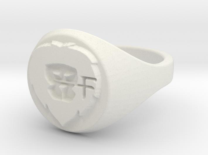 ring -- Sat, 30 Nov 2013 16:32:30 +0100 3d printed