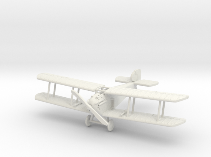 "Sopwith Dolphin ""87 Squadron"" 1/72 Scale 3d printed"