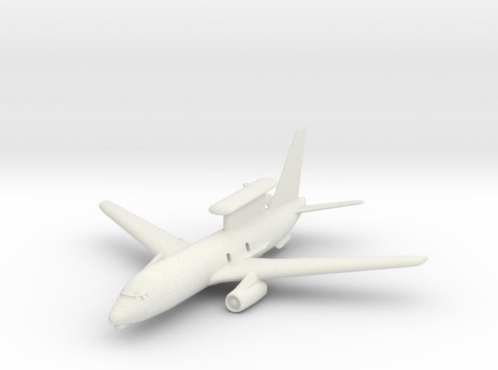 1/300 Boeing 737 AEW&C (E-7A Wedgetail) 3d printed
