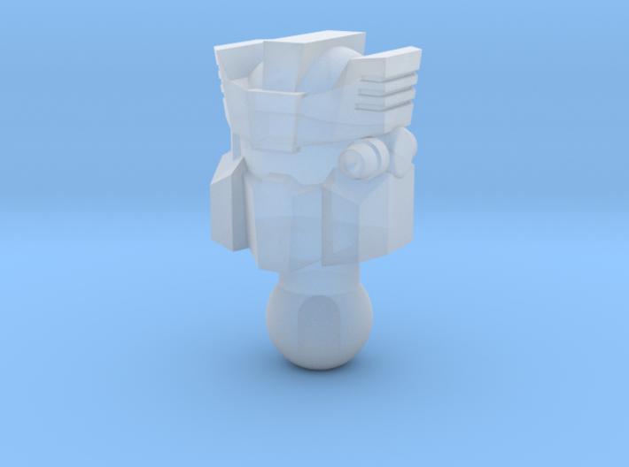 Trivia Head 3d printed