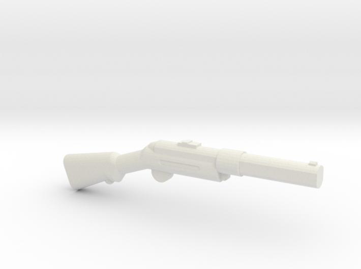 Bergmann MP 18-1 3d printed